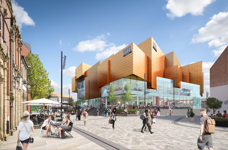 Plans Approved for Rochdale Riverside Development