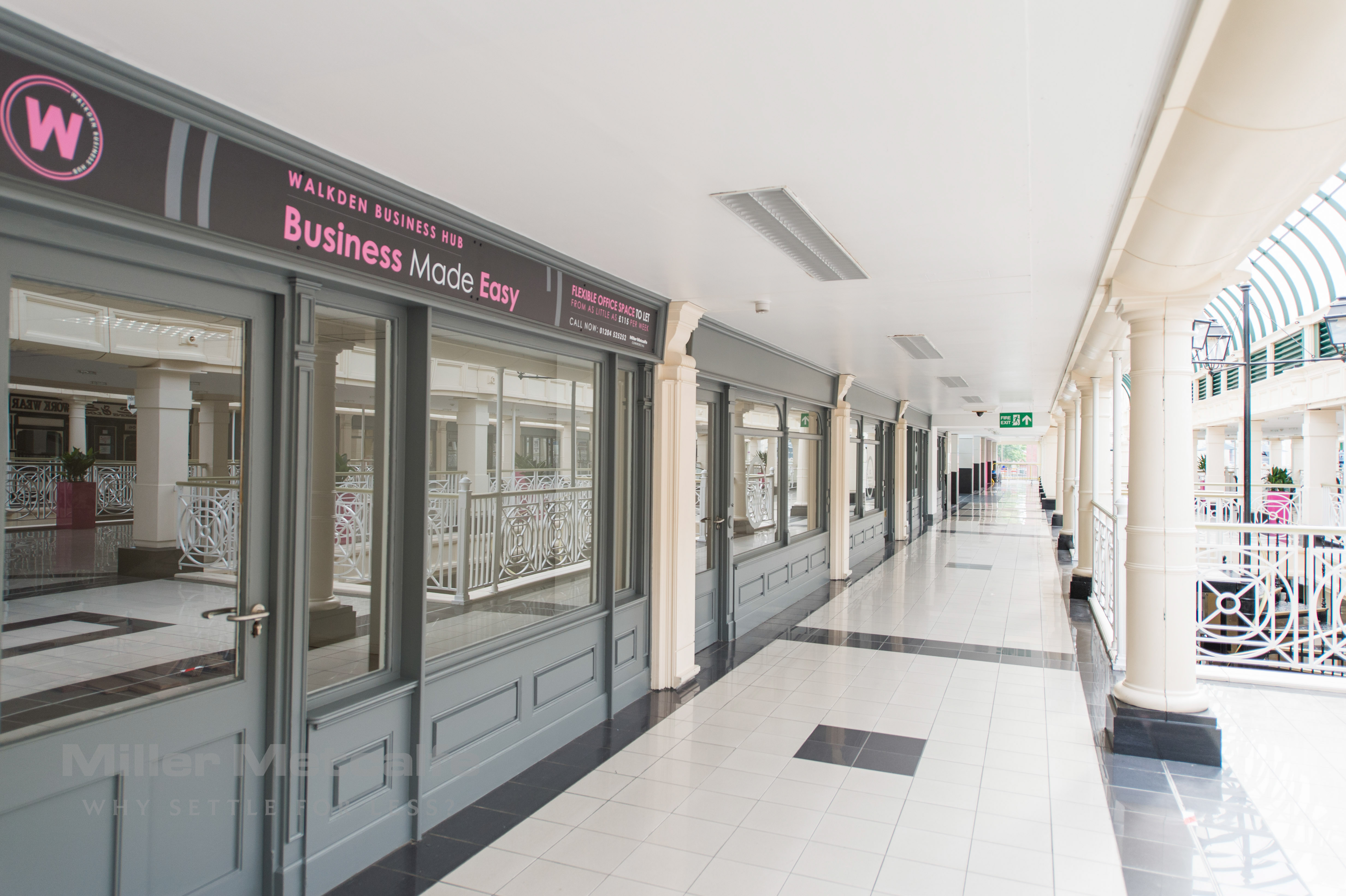 The Derwent Group's Walkden Business Hub Almost Fully Let