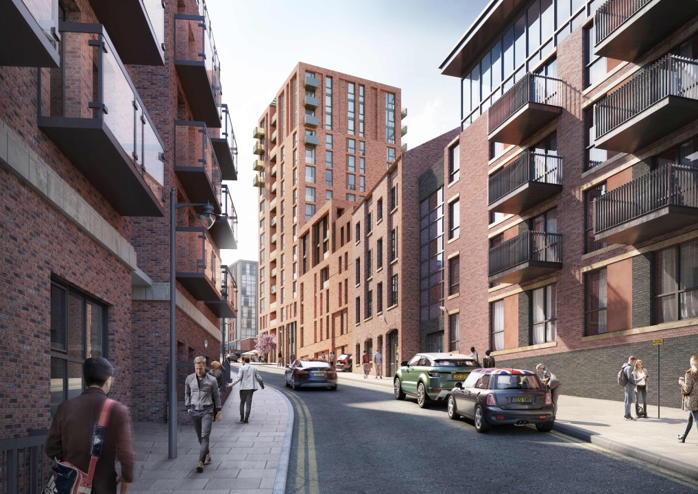 Panacea Property Development Plans for Penultimate Phase of Well Meadow Regeneration in Sheffield Approved