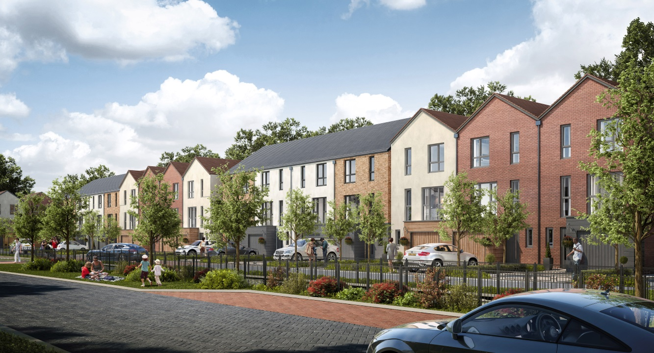 Planning Submitted for Studio KMA Designed Residential Scheme in Hyde, Tameside, Greater Manchester