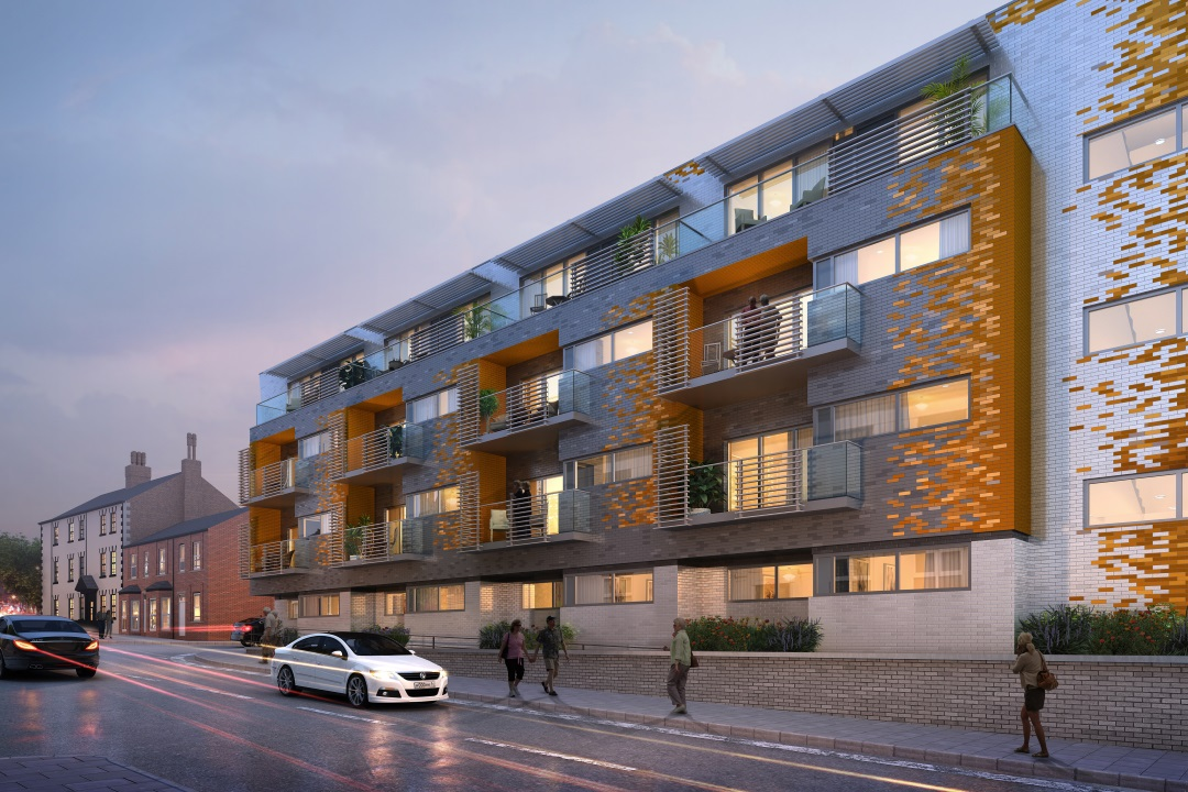 Planning Approved for Studio KMA Designed Assisted Living Scheme in Wigan